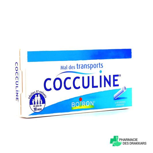 Cocculine Mal des Transports