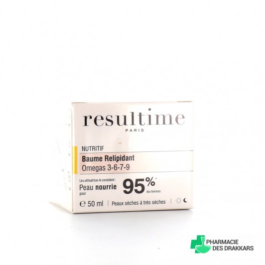 Resultime Baume Relipidant