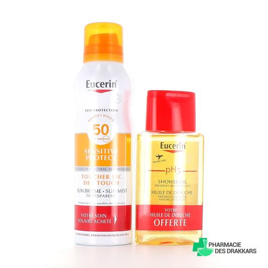 Sun Sensitive Protect brume Transparent SPF 50 en 200 ml