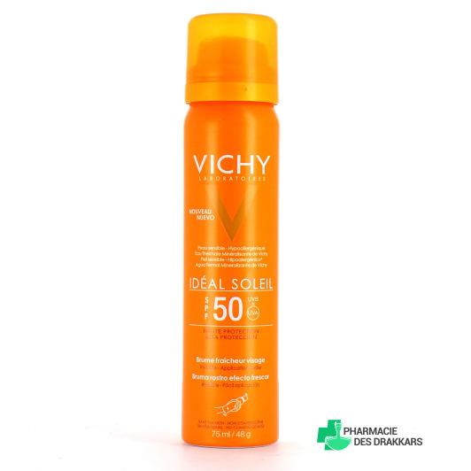 Vichy Idéal Soleil SPF50 Brume Visage