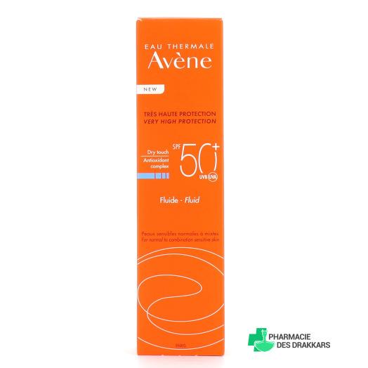 Avène Fluide Solaire Peaux Sensibles SPF50+