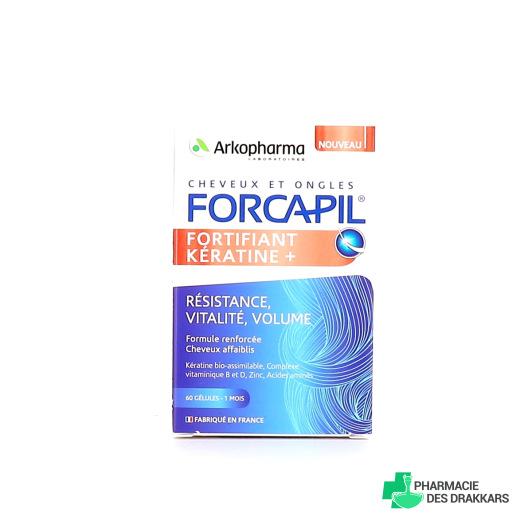 Forcapil Fortifiant + Kératine