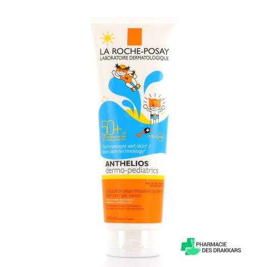 La Roche Posay Anthelios 50+ Dermo-Pediatrics Wet Skin Lait 250 ml