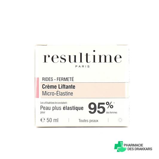 Resultime Crème liftante Micro-élastine 50 ml
