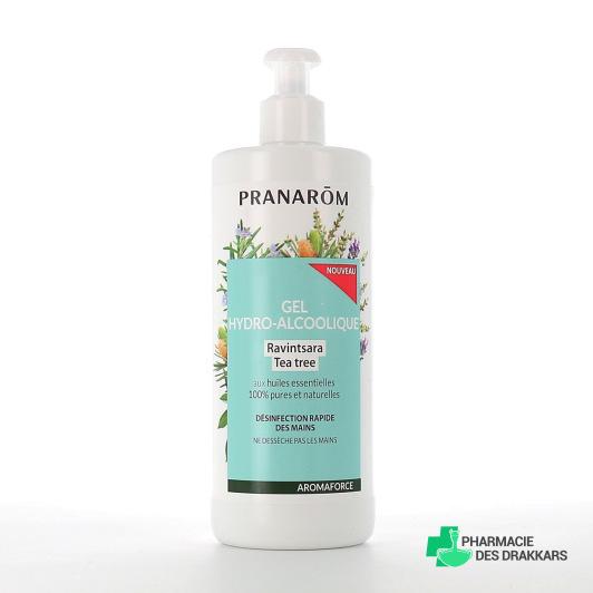 Pranarom Gel hydro-alcoolique Ravintsara Tea tree